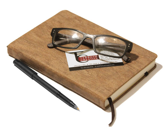 The book of scribbles, notes, words, and phrases. Content that has helped create success.